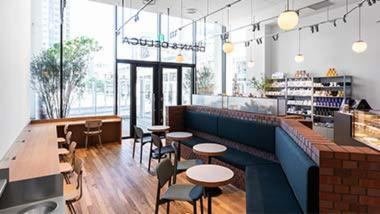 DEAN & DELUCA CAFÉ コレットマーレみなとみらい店の画像・写真