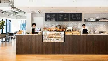 DEAN & DELUCA CAFÉ 東京音楽大学 中目黒・代官山キャンパス店の画像・写真