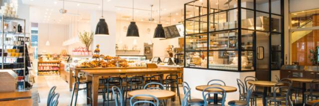 DEAN & DELUCA CAFÉ たまプラーザテラス店の画像・写真