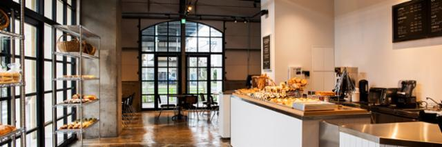 DEAN & DELUCA BAKERY CAFÉ 碑文谷の画像・写真
